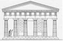 tempio greco - Cerca con Google