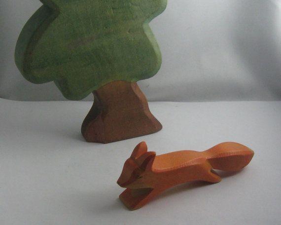 Original OSTHEIMER wooden figures / wood by ideenreichBerlin