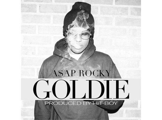 New A$AP Rocky track--Goldie. Free DL thru his site.