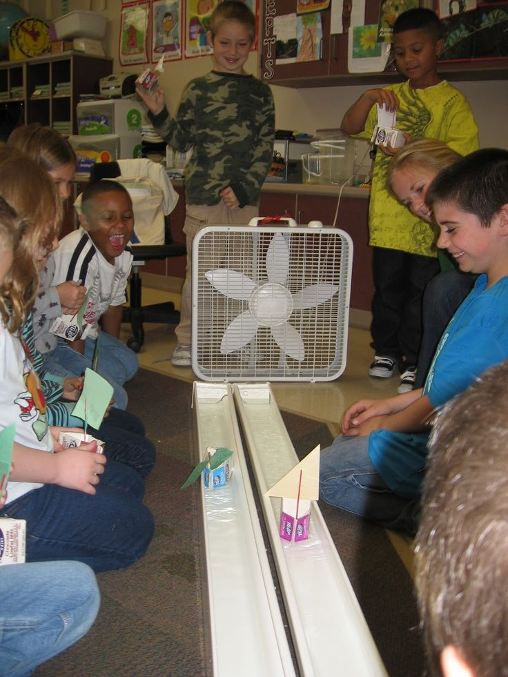 Buzzing About Second Grade: Wind in Your Sails