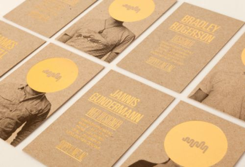 Print inspiration, businesscards, idea