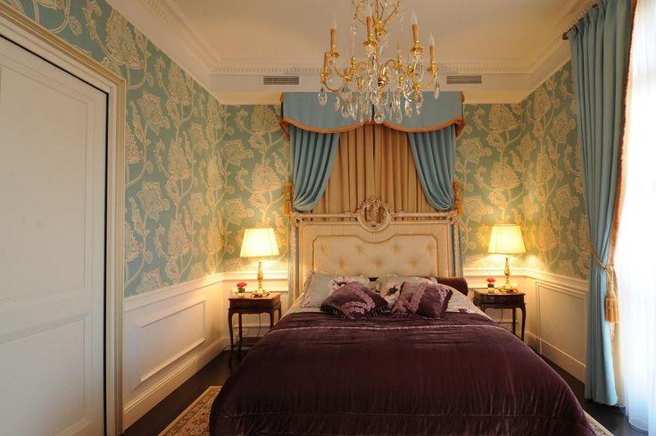 Маленькие спальни — 65 фотопримеров оформления