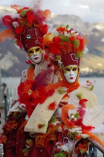 Carnival in Venice, Italy - Carnval Venecia