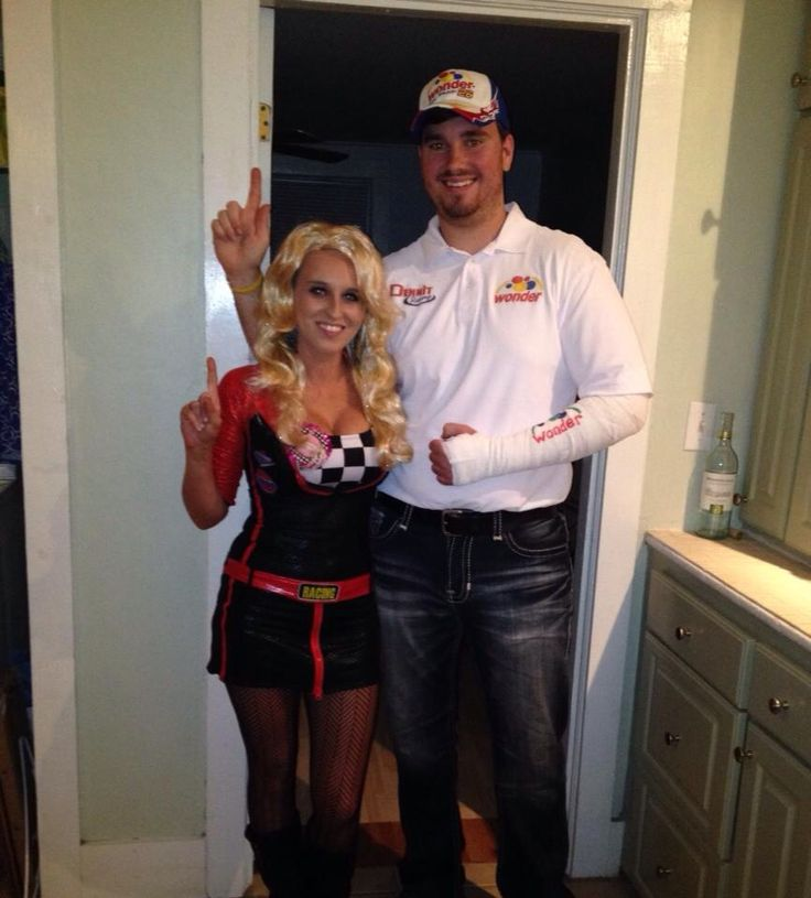 Ricky and Carley Bobby costume