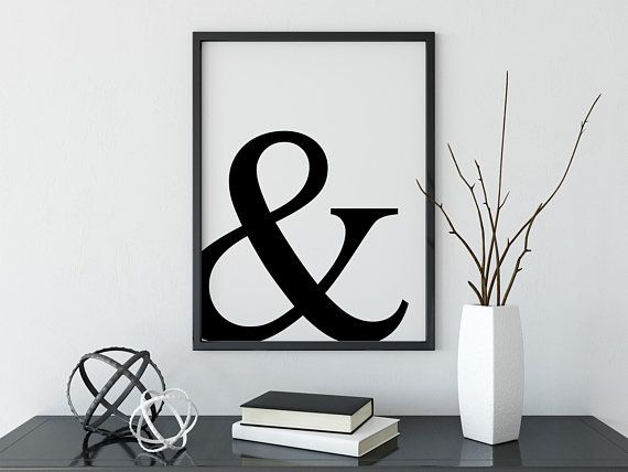 Black White Prints Wall Art Prints Minimalist Wall Art