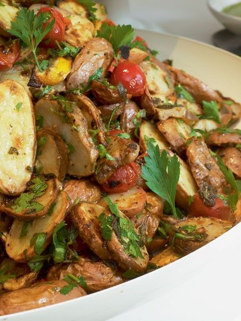 Yotam Ottolenghi's Sweet Corn Polenta With Eggplant Sauce ...