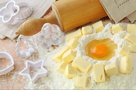 Come fare la pasta frolla senza glutine <3