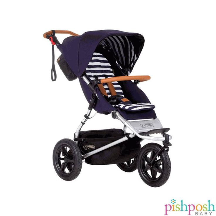 New + improved for 2015: Urban Jungle: the luxury collection by Mountain Buggy! Updated and refined styling and luxury aesthetic, including leather detailing, reversible print fabrics, and a matching parenting bag with stroller clips. Plus, it's lighter and smaller! Order yours today! http://www.pishposhbaby.com/mountain-buggy-urban-jungle-luxury-collection.html