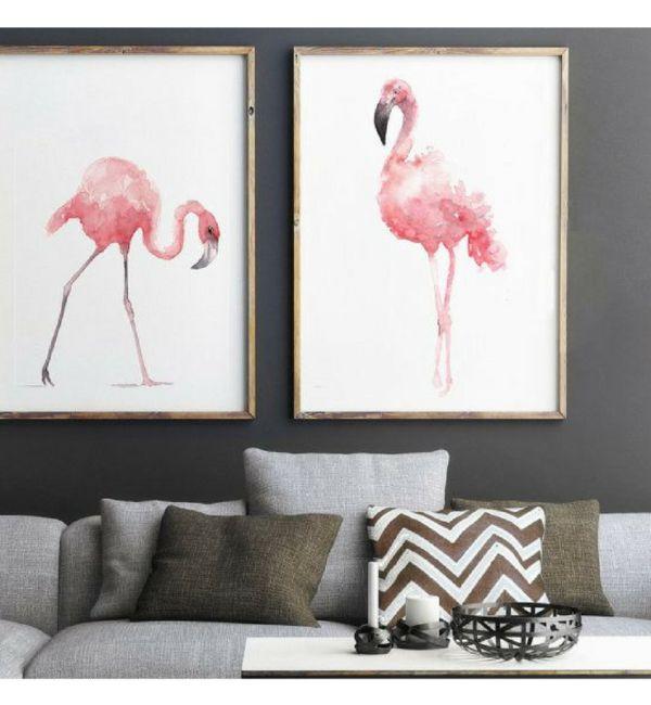 Decorar con flamencos es muy chic ideas originales para for Ideas originales para decorar tu casa