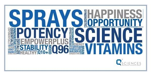 Vitamin D3 Sprays recently launched with QSciences Spray-Team Special Guest speaker: Dr. Clive Spray Thursday, August 29, 2013 - 6:00pm in PDT, 9:00 PM EDT Dial-in number: 832-280-0638 Access code: 74887  https://johnbjr.myqxlife.com/