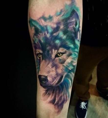 63 trendy ideas for tattoo lion watercolor sketch