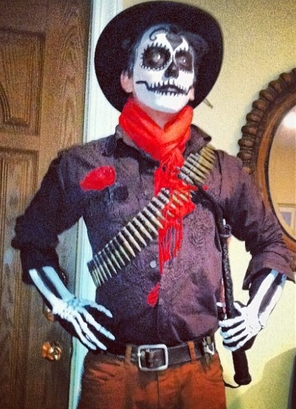 17 best Male day of the dead images on Pinterest ...