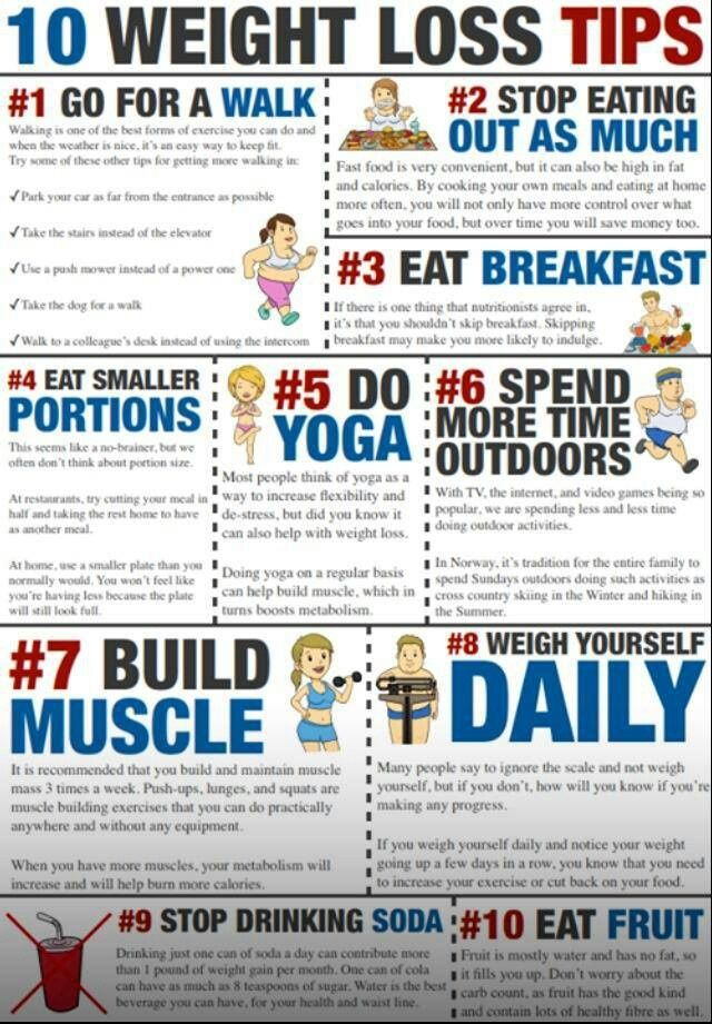 Great ways to lose belly fat