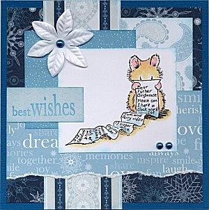 muis verlanglijst kerst