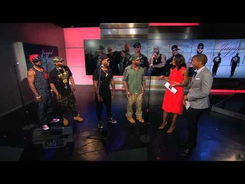 "R&B Group Jagged Edge performs their new single ""Hope!"" - YouTube"