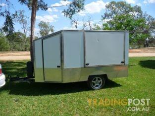 go kart trailer