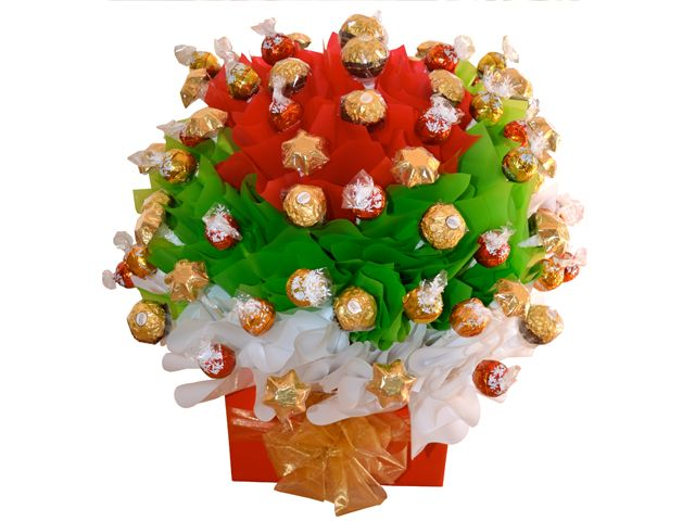 Seasonal Chocolate Bouquet