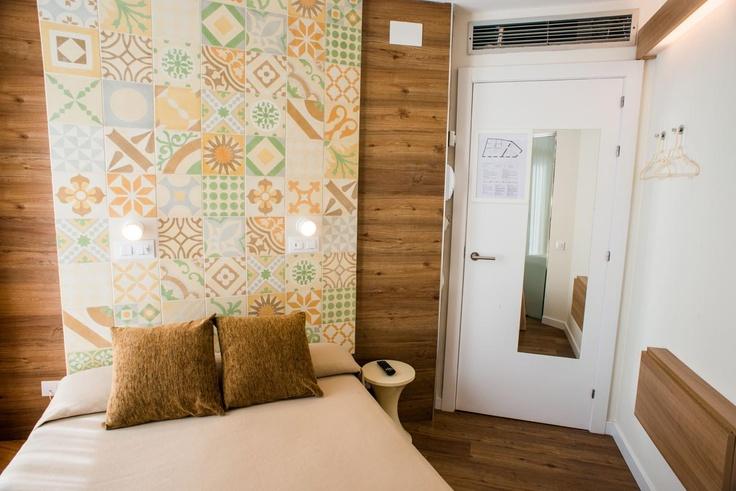 Rooms at Hostal Mare Nostrum, Barcelona