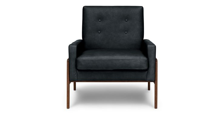 Nord Charme Black Chair - Article $1000