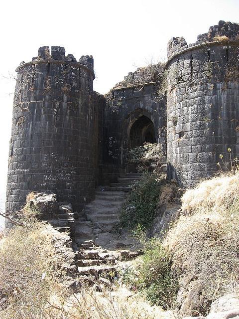 Sinhagad Fort A best tourist spot near Pune City, India