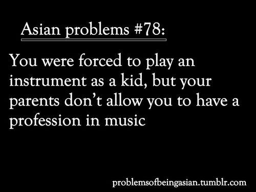 Asian Jokes - problems being Asian - tumblr