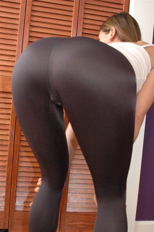 That Yoga pants hot girls anal rather
