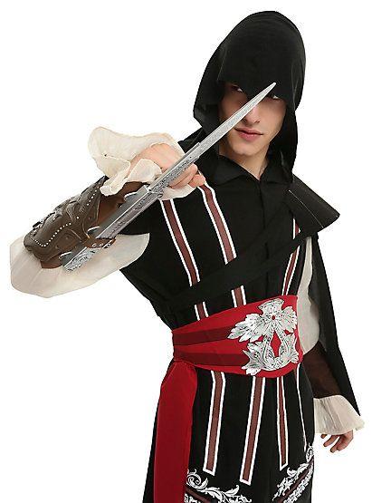 Assassin's Creed Ezio Hidden Blade Gauntlet Costume AccessoryAssassin's Creed Ezio Hidden Blade Gauntlet Costume Accessory,