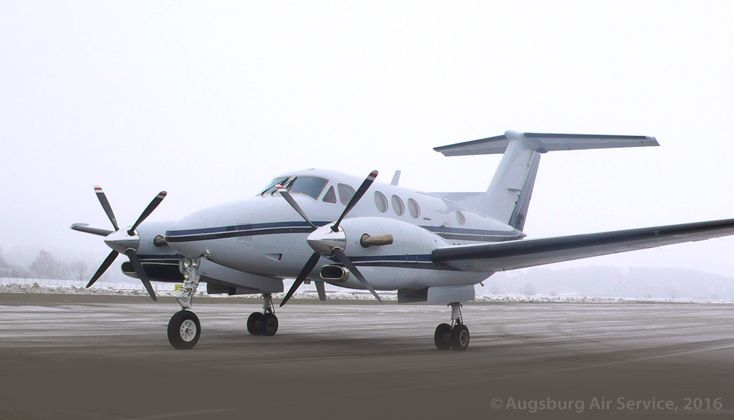 1985 Beechcraft King Air F90-1 for sale in Germany => www.AirplaneMart.com/aircraft-for-sale/Multi-Engine-TurboProp/1985-Beechcraft-King-Air-F90-1/12063/