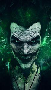 Preview wallpaper batman arkham origins, joker, games montreal, rocksteady studios 640x1136