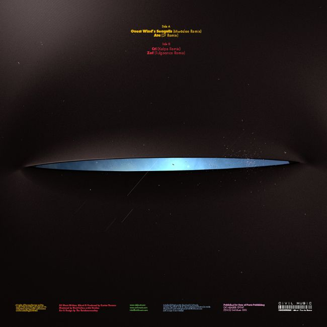 Debruit — From the Horizon - The Bow