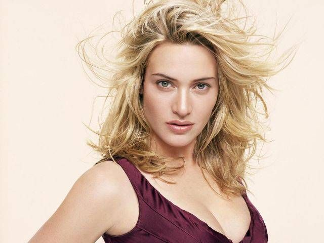 "KATE WINSLET: ""Non sono come Angelina Jolie"" - CheDonna.it"