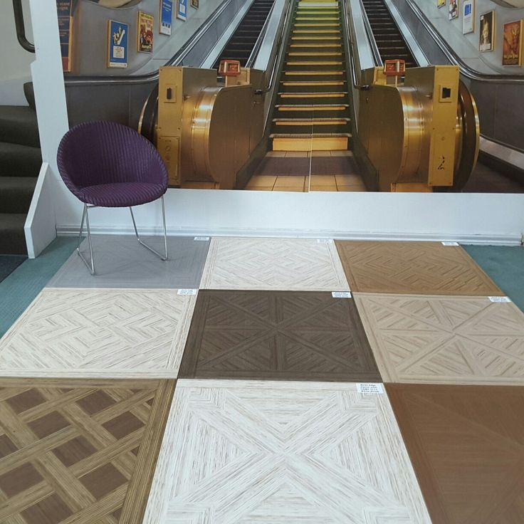A few different MAXI Edge Parquetry panel options