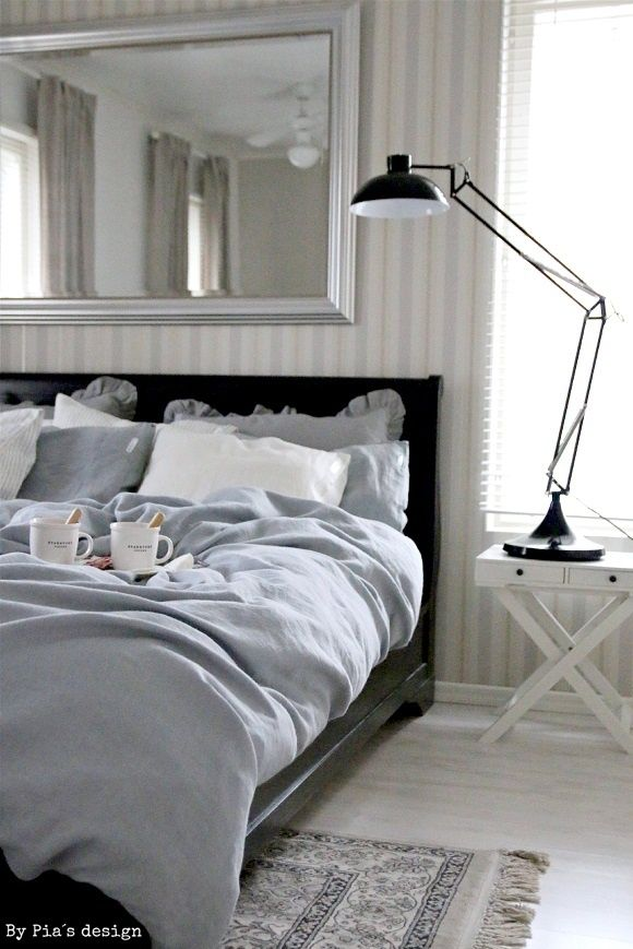 BYPIAS Linen Bedding / @bypiaslifestyle www.bypias.com