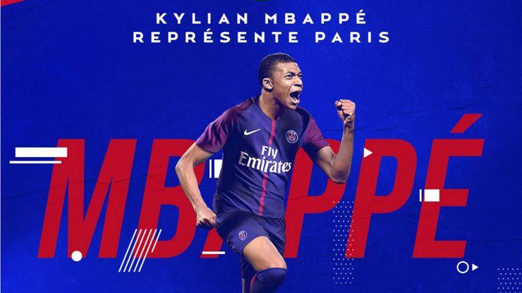 Mbappé y las diez promesas del fútbol mundial que cumplirán 20 años en 2018