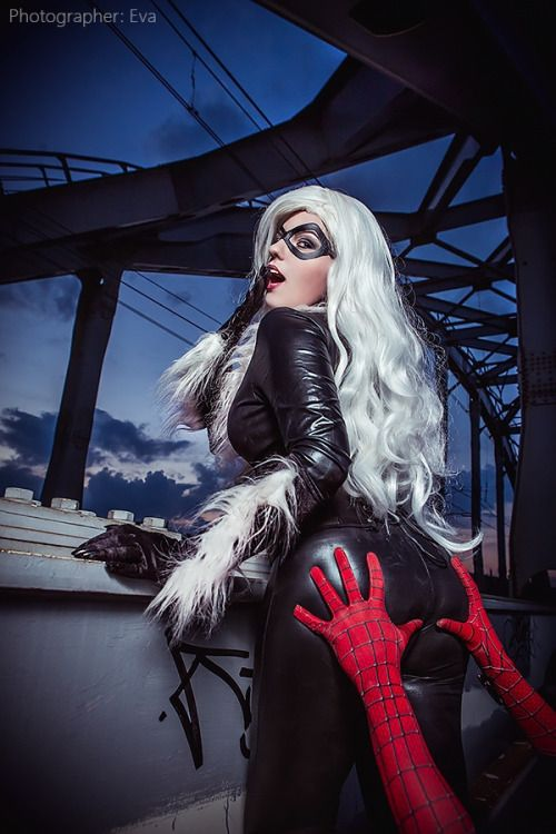 character black cat felicia hardy from marvel comics