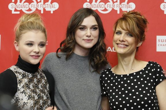 Keira Knightley Explains Why She Enjoys Working With Female Directors
