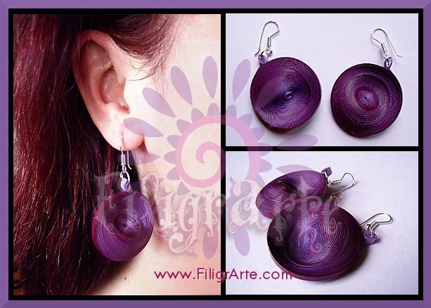 3D - Morado / Purple