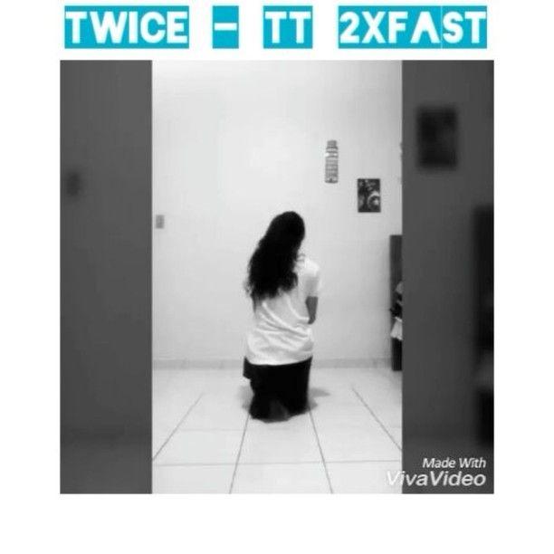 TWICE - TT (2xFAST)  Tag: #tzuyu #twice #nayeon #dancecovers #dahyun #jyp #1milliondance #brazilian #korean #dance #jungyeon #mina #momo #sana #exo #smtown #redvelvet #ioi #aoa #kfã #brazil #bts #got7 #army #exol #twicett #twicefaster