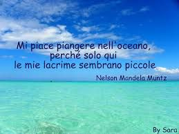...piangere...