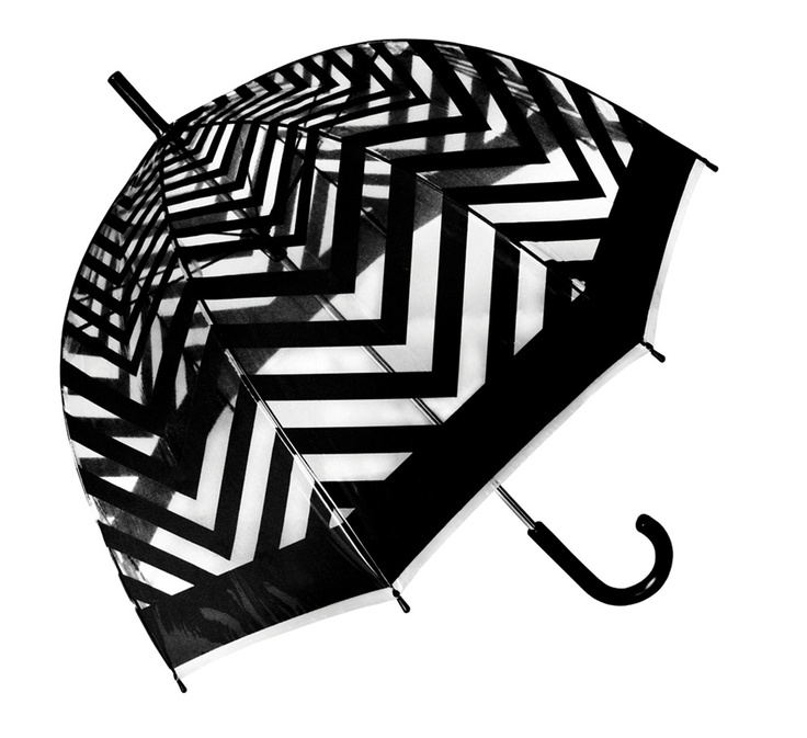 chevron dome umbrella