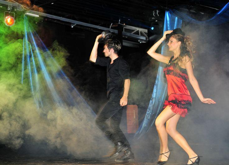 Animazione - Ballo durante una serata