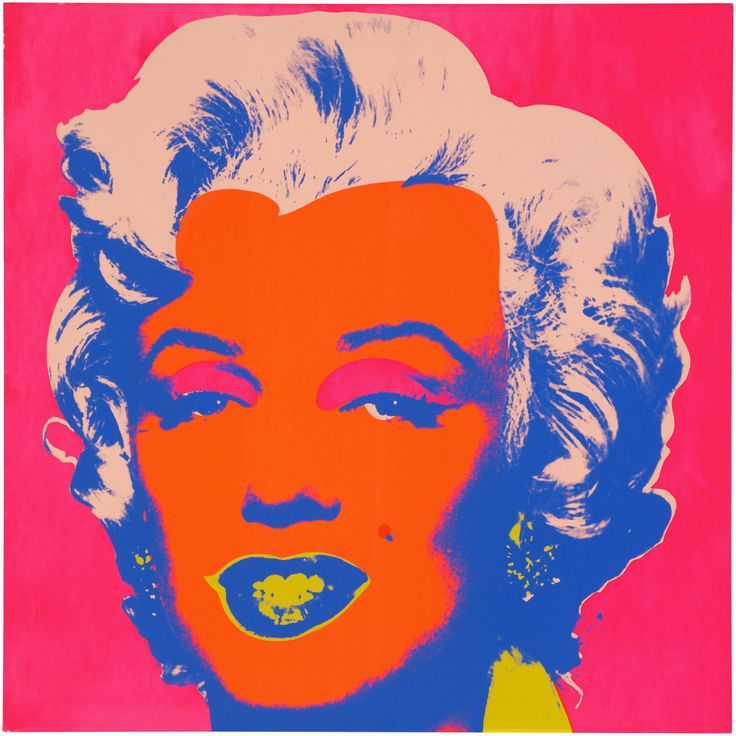 An Analysis of Andy Warhol's Gold Marilyn Monroe (1962)