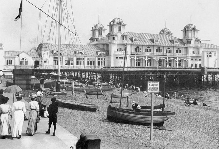 Image result for Victorian southsea seaside