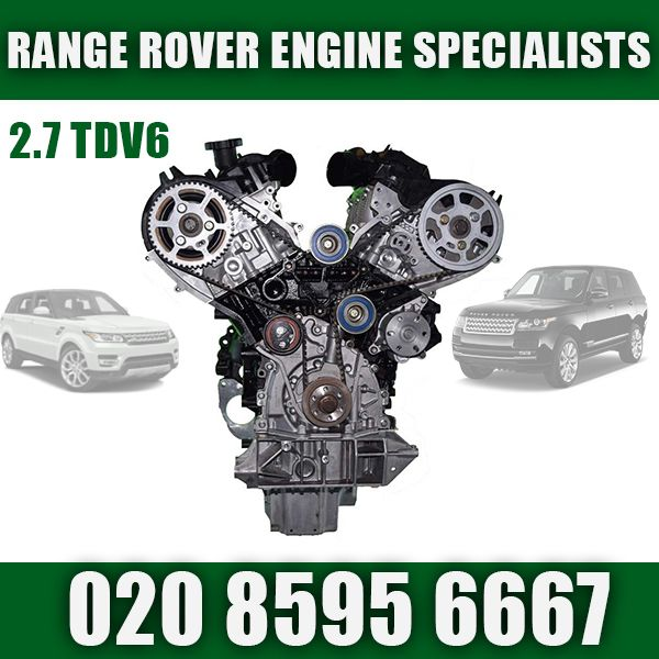 Land Rover DISCO 2.7 TDV6 Engine For Sale , 2.7 TDV6 Provide & Becoming In case you require a newly reconditioned prime quality engine to your Land Rover Discovery automobile- Range Rover Engine Specialists can meet all your needs. The engine as well as the service is roofed by 12 months guarantee with unlimited mileage. As we act as worth comparison service here, we can't guarantee any guarantee settlement however all our suppliers supply commonplace warranty on virtually all reconditioned…