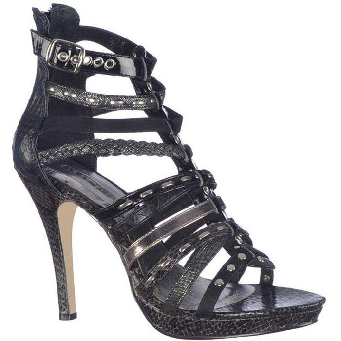 Sandale cu toc inalt,pentru femei marca Mojito Fete: piele ecologica Interior: piele naturala Toc: 11,5 cm