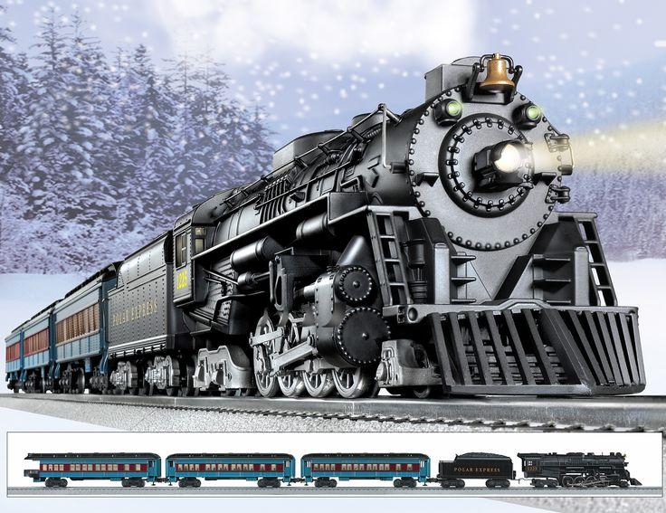 The Polar Express - O Gauge (6-31960) $419.99