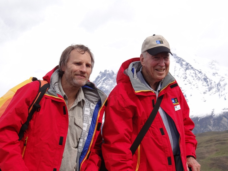 Nat Geo - Carsten Peter & Jim Lovell Apollo 13