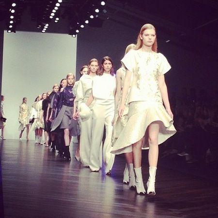 Watch London Fashion Week shows live