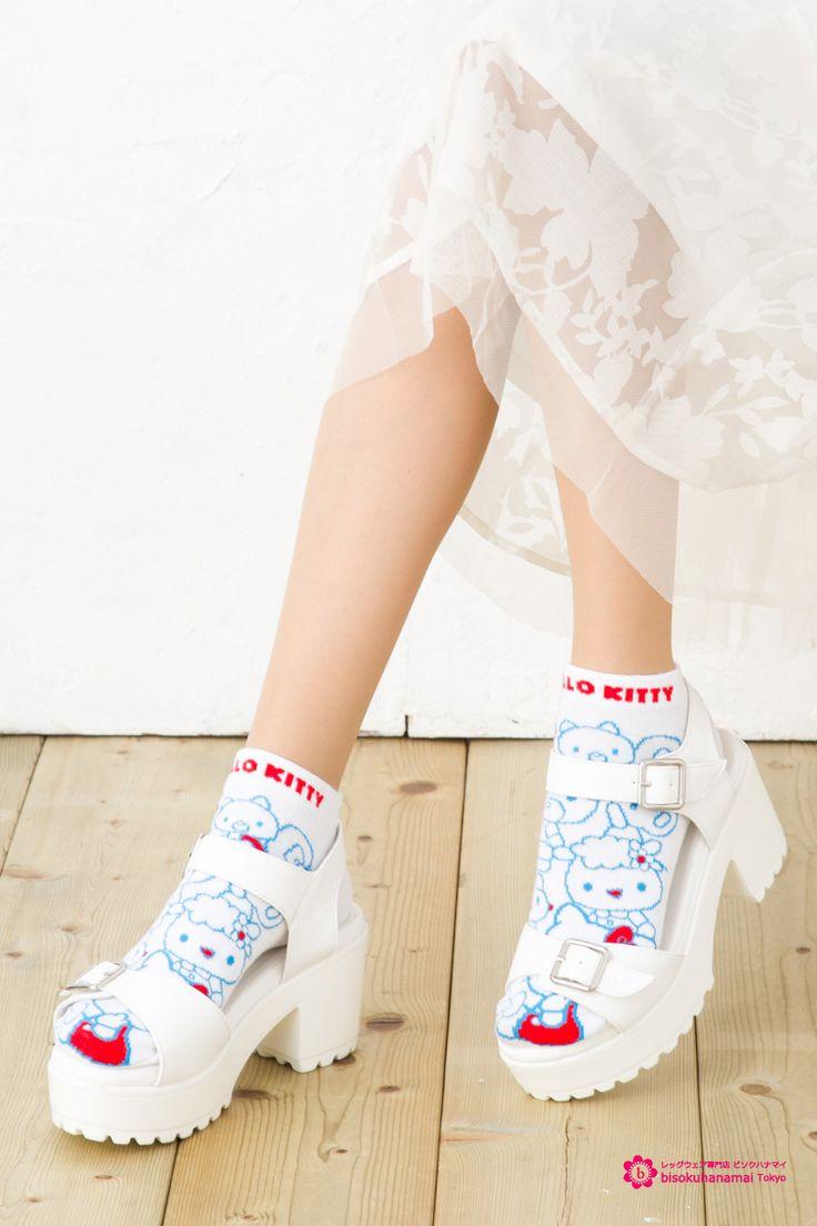 Hello Kitty Socks キティフレンド ショートソックス