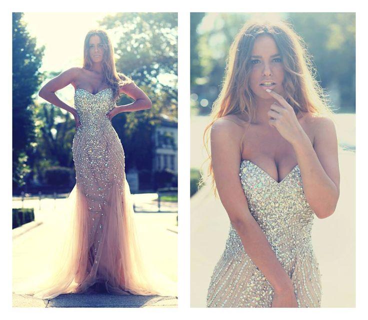 My prom dress!!